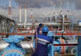 """""""Газпром"""" увеличил добычу газа более чем на 7%"""