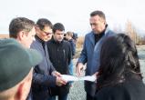 Замгубернатора Андрей Воронов побывал в своей первой рабочей поездке на новой должности
