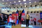 Новоуренгойский пауэрлифтер отличился на международных соревнованиях