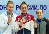 Анастасия Фесикова подтвердила свой статус сильнейшей «на короткой воде»