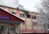 В Лабытнанги из-за пожара эвакуировали учащихся колледжа