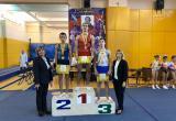Новоуренгойские спортсмены показали себя на всероссийских соревнованиях по прыжкам на батуте (ФОТО)