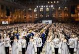 Новоуренгойские кадеты стали участниками Кремлевского кадетского бала