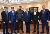 Поветкин приехал в Новый Уренгой, пообщался с главой города и журналистами