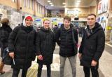 Ямальская команда КВН выступит на «КиВиНе»