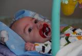 Горожане собирают деньги для маленького новоуренгойца с редким генетическим заболеванием (ФОТО)
