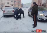 «Люди, снимайте»: сотрудники городского ГИБДД задержали нарушителя (ВИДЕО)