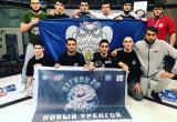 Новоуренгойцы отличились на региональном турнире по ММА (ФОТО)