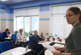 ЕГЭ по-взрослому провели в Новом Уренгое: родители будущих выпускников прошли тестирование (ФОТО)