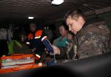 «Ямалспас» эвакуировал женщину с ребенком из чума (ФОТО)