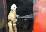 8 марта в Лабытнанги сгорела хозпостройка, а в Салехарде гараж и Toyota Rav 4: есть жертвы (ФОТО)
