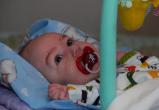 4-месячный новоуренгоец Мурад Гаджиев улетел на лечение в Израиль