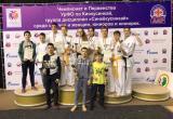 Юные новоуренгойцы отличились на первенстве УрФО по киокусинкай (ФОТО)