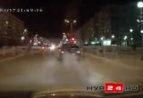 Новоуренгоец пожаловался на странную выходку водителя на дороге (ВИДЕО)