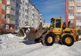 График уборки снега от «Уренгойгоравтодор» на 23 марта