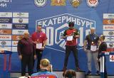 Армрестлер из Нового Уренгоя стал вторым на чемпионате России