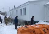 В Уренгое горело общежитие: эвакуировано 12 человек (ФОТО)