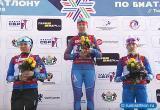 Ямальская биатлонистка Лариса Куклина заняла призовое место на чемпионате России
