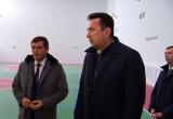 Замгубернатора Ямала Андрей Воронов провел жесткий разговор с застройщиками учебного комплекса в Новом Уренгое (ФОТО)