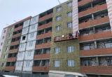 Дом для переселения в мкр. Строителей готов на 60% (ФОТО)