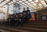 Пять из восьми: новоуренгойцы отличились на Всероссийских кадетских сборах (ФОТО)