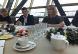 Дмитрий Артюхов пообщался с журналистами и вышел в прямой эфир Instagram