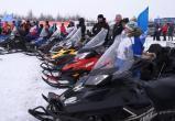В газовой столице прошли чемпионат и первенство России по кроссу на снегоходах (ФОТО)