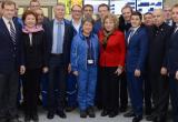Валентина Матвиенко посетила Сабетту: на Ямале прошло выездное совещание Совета Федерации (ФОТО)