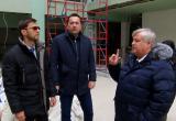 Заместитель губернатора Андрей Воронов посетил Новый Уренгой с рабочей поездкой (ФОТО)
