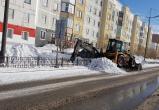 График уборки снега от «Уренгойгоравтодор» на 23 апреля