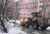 График уборки снега от «Уренгойгоравтодор» на 24 апреля