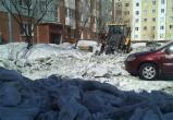 График уборки снега от «Уренгойгоравтодор» на 25 апреля