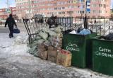 «Страшно смотреть»: новоуренгойка высказалась о вывозе мусора в городе (ФОТО)