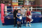 Юные спортсмены из Нового Уренгоя отличились на турнире по боксу