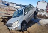 На Комсомольской машина провалилась под землю (ФОТО)