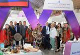 Китайцам дали попробовать оленину, северную рыбу и дикоросы: Ямал стал участником выставки Шелкового пути (ФОТО)