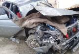 Пьяный мужчина в Новом Уренгое угнал ВАЗ и превратил его в груду металлолома (ФОТО)