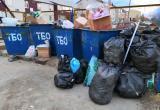 Мусорные баки в Тарко-Сале заполнены с горкой (ФОТО)