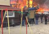 Мальчик из Ноябрьска, который не обращал внимания на пожар, попал в новостную ленту всероссийского издания (ФОТО, ВИДЕО)