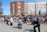 На старт! Внимание! Марш! С 1 июня новоуренгойцев по выходным ждут общегородская зарядка и танцы