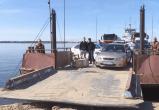 Наплавной мост через Пур почти готов