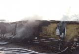 В поселке Уренгой пожарные тушили жилой дом 10 часов (ФОТО)