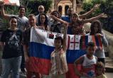 За восемь лет российский флаг успел побывать в 27 странах мира: акция «Триколор вокруг света» продолжается (ФОТО)