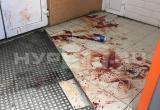 Кровавая резня в магазине: двое друзей в Новом Уренгое выпили водки, а затем что-то пошло не так (ФОТО)