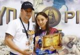 Новоуренгойка Дарья Салиндер победила в международном турнире по боксу (ФОТО)