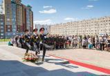 В День памяти и скорби на Площадь Памяти пройдет возложение цветов к мемориалу