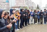 В Новом Уренгое прошла Всероссийская акция «Свеча памяти»