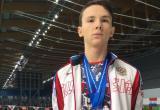 Вася Кукушкин из Нового Уренгоя завоевал «золото» и «серебро» на Чемпионате Европы по плаванию среди юниоров (ФОТО)