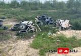 «Берегите природу — мать вашу!»: в Новом Уренгое устроили стихийную автомойку на озере