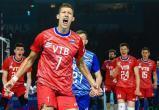 Российские волейболисты вышли в финал Лиги наций